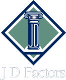 J D Factors Factoring Accounts Receivable Logo
